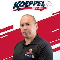 Alex Castrillon at Koeppel Nissan