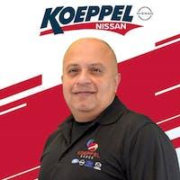 Danny Colon at Koeppel Nissan
