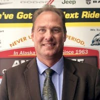 Marcus Reed at Anchorage Chrysler Dodge Jeep Ram Center