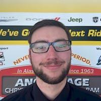Tyler Yow at Anchorage Chrysler Dodge Jeep Ram Center