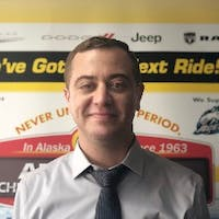 Jeramy Howe at Anchorage Chrysler Dodge Jeep Ram Center