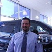 Tony Mingus at Anchorage Chrysler Dodge Jeep Ram Center