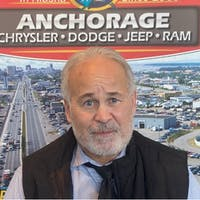 Joe Solano at Anchorage Chrysler Dodge Jeep Ram Center