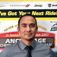 Donny Stuart at Anchorage Chrysler Dodge Jeep Ram Center