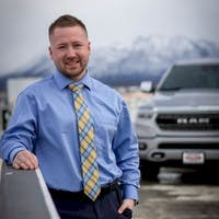 Gabriel Zorea at Anchorage Chrysler Dodge Jeep Ram Center