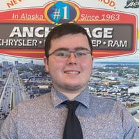 Jay Todd at Anchorage Chrysler Dodge Jeep Ram Center