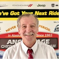 Calvin Towns at Anchorage Chrysler Dodge Jeep Ram Center