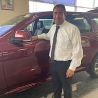 Antonio Duran at Anchorage Chrysler Dodge Jeep Ram Center