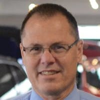 Dick DeMuth at Kolosso Toyota