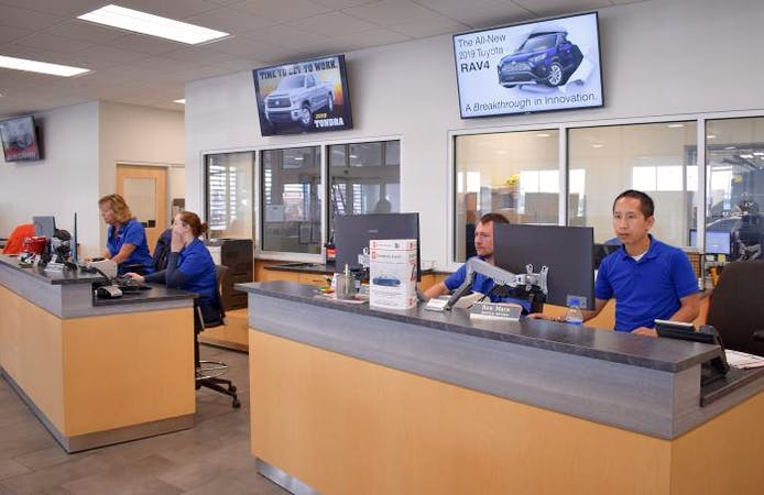 Kolosso Toyota, Appleton, WI, 54914