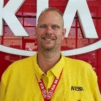 Shane King at Ancira Kia