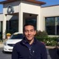 "Jay ""Junior""  Reyes at Chignoli Auto Sales"