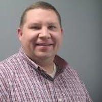 Gregg Decman at Anderson Rock River Block