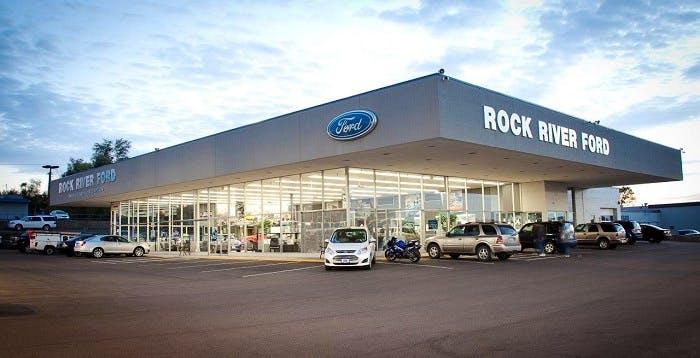 Anderson Rock River Block, Rockford, IL, 61107