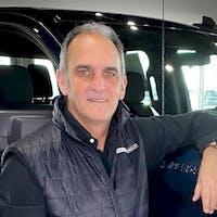 Frank  Johnston at Lakeside Chevrolet