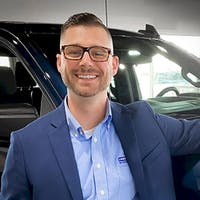 Chad  Probst at Lakeside Chevrolet