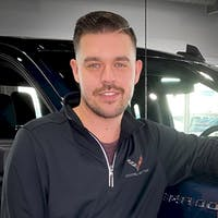 Ismir Fazlic at Lakeside Chevrolet