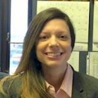 Nicole Michalatos at Lakeside Toyota