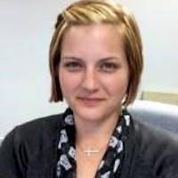 Nicole Calamusa at Lakeside Toyota