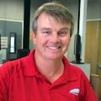David Winfield at Lakeside Toyota