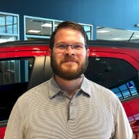 Brandon Wendt at Larry H. Miller Ford Lakewood