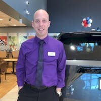 Matthew Caswell at Larry H. Miller Ford Lakewood