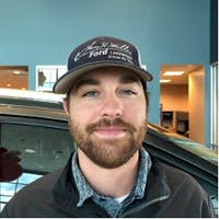 Jonathan Creighton at Larry H. Miller Ford Lakewood