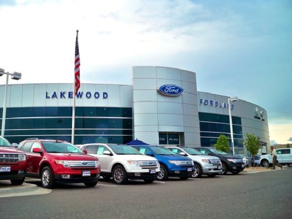 Larry H. Miller Ford Lakewood, Lakewood, CO, 80215