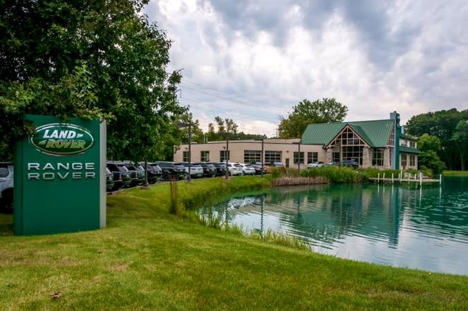 Land Rover Lake Bluff, Lake Bluff, IL, 60044