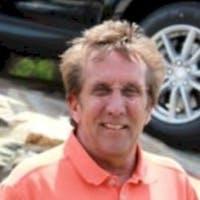 George Crescenzi at Land Rover Wilmington
