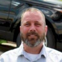 Sean Haley at Land Rover Wilmington