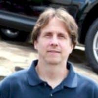 Brian  Reinhardt at Land Rover Wilmington