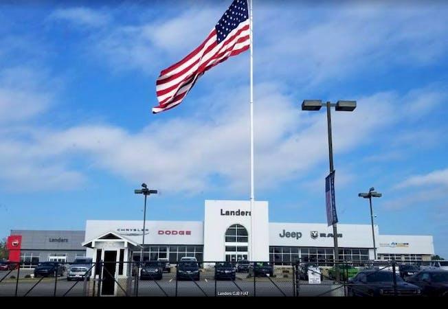 Landers CJD FIAT, Benton, AR, 72019