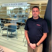 Ryan Soares at Tasca Buick GMC - Service Center