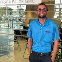 Indiana  Thomas at Tasca Buick GMC