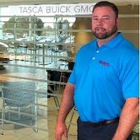 Jay Jackson at Tasca Buick GMC