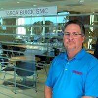Rick  Peeples  at Tasca Buick GMC - Service Center