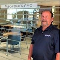 Bill  Rebola at Tasca Buick GMC