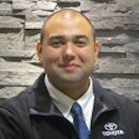 Eloy Sosa at Anderson Toyota Lexus
