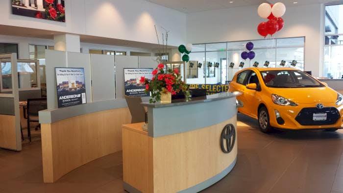 Anderson Toyota Lexus, Loves Park, IL, 61111