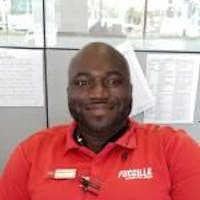 Kendrick Calhoun at Nissan of Orange Park