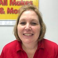 Sandy Johnson at Nissan of Orange Park - Service Center