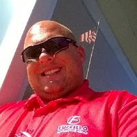 "Pete "" Sweat"" Karos at Fuccillo Nissan of Orange Park"