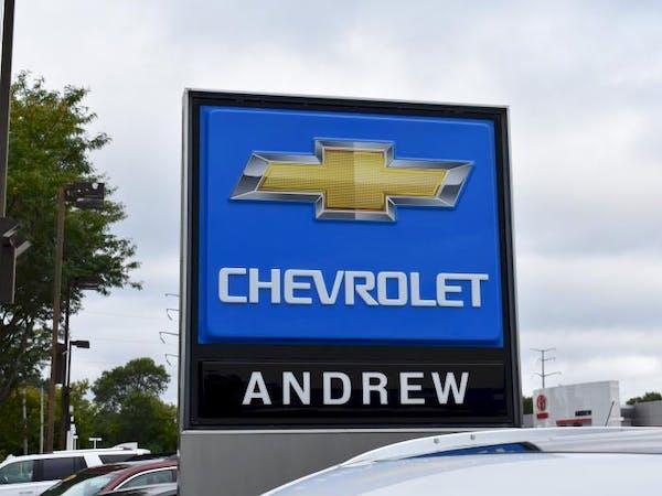 Andrew Chevrolet, Milwaukee, WI, 53209