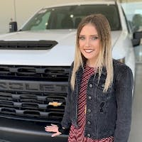 Brittnea Keith at Jim Norton Chevrolet