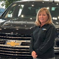Claire Donaldson at Jim Norton Chevrolet