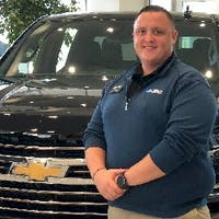 Jeremy Rector at Jim Norton Chevrolet