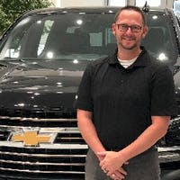 Travis Rombach at Jim Norton Chevrolet