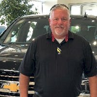 Scott Kik at Jim Norton Chevrolet