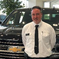 Jeff Weaver at Jim Norton Chevrolet